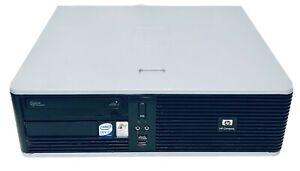 HP Compaq dc5700 SFF 1.80GHz Core2 Duo, 4GB RAM, DVD-RW, No HDD No OS