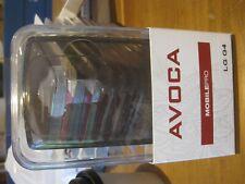 NEW AVOCA LG Optimus L4 PHONE CASE   BLACK SMOKE COLOR FREE SHIPPING