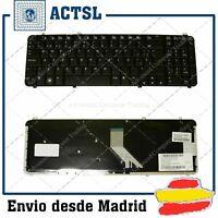 TECLADO ESPAÑOL PARA HP Dv6-1000 Black Sp Keyboard Aeut3p00040 9J.N0y82.P0s Ut3