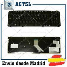 TECLADO ESPAÑOL PARA HP PAVILION DV6-1315SS DV6-1340SS DV6-1410SS Negro