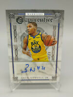Zach Norvell Jr. Auto 09/99 Chronicles Excalibur Apprentice 2019 2020 #AP-ZNJ