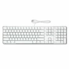 Brand New Genuine Apple Wired USB Full Size Keyboard A1048 English Layout