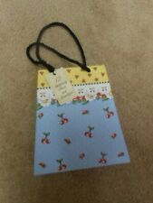 New Mary Engelbreit Stationery / Cherry Pattern12 Sheets & Envelopes With Case