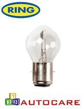 Ring R394A 12v 25/25w Bosch Headlight Bulb BA20D