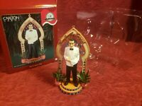Carlton Cards 1999 HUMPHREY BOGART Play It Again Sam Ornament NIB