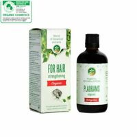 Blend Of Botanical Extract For Hair Strengthening 100ml 100% Organic Certified