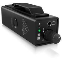 BEHRINGER P2 POWERPLAY PERSONAL IN EAR MONITOR DA CINTURA CON INGRESSO COMBO XLR