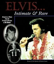 SIGNED Elvis Intimate & Rare Book By Joe Esposito / Direct From Memphis