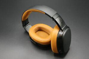 Skullcandy Crusher 360 Wireless Over Ear Headphones Black/Tan S6MBW