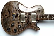 PRS Stripped 58 SC-58 SingleCut Electric Guitar USA Faded Charcoal Burst w/OHSC