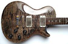 PRS Stripped 58 SC-58 SingleCut Electric Guitar USA Faded Charcoal Burst w/OHSC