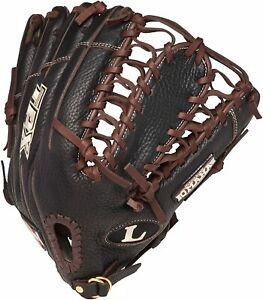 Men's Louisville Slugger Omaha Pro 12.75in RHT Baseball Glove Brown