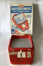 Merit Sketch O Matic Vintage Toys with