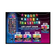 Royal County Products Your Name in Lights MAX LED Chain Lights NIL112