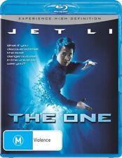 Один (Джет Ли Blu-ray, новый