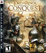 The Lord Of The Rings Conquest PS3 - Very Good