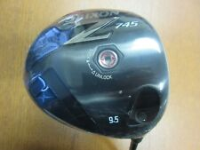 New SRIXON Golf JAPAN Z745 9.5° Driver KUROKAGE 60G Graphite Stiff Men's