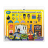 Batman 66 Classic TV Show Action Figures: 25 Piece Crime Fighting Accessory Pack