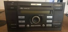 Ford Mondeo Mk3 2004-2007 6000CD Radio - SLANTING SIDES - won't fit focus