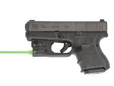 Viridian Green Laser Reactor Instant-On w/ Holster Glock 26 27 - R5-G26/27