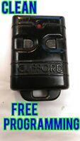 CLEAN CLIFFORD KEYLESS ENTRY REMOTE CONTROL CLICKER ALARM TRANSMITTER CZ57RRTX3