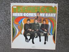 "THE TREMELOES ""HERE COMES MY BABY"" 1967 EPIC MONO EX-/GD OOP SUNSHINE POP LP"
