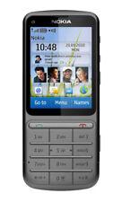 NOKIA C3-01 UNLOCKED PHONE - NEW CONDITION - BLUETOOTH - 5MP CAMERA - 3G - WIFI