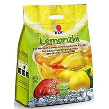 10 Pack DXN Lemonzhi Tea Mix With Lemon and Ganoderma Extract 20 Sachets EXPRESS