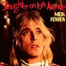 MICK RONSON SLAUGHTER ON 10TH AVENUE CD GLAM ROCK NEW