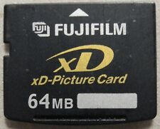 FUJIFILM XD PICTURE MEMORY CARD 64MB CHEAP.