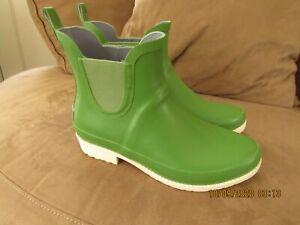 womens L.L. Bean Wellie Boots size 9M