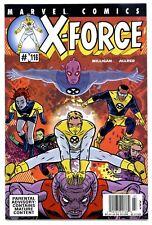 X-FORCE #116(7/01)1:ANARCHIST/DOOP/U-GO-GIRL/ZEITGEIST(NEWSSTAND CVR)CGC IT(9.8)