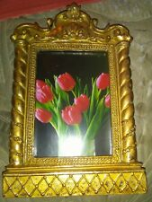 Vintage Look Picture Frame By Elements