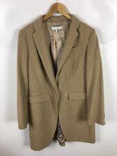 APART Damen Mantel, Größe 40, beige, schlicht, elegant, fein