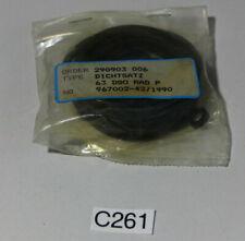 Dichtsatz 63 DSO RAD P neu /OVP (C261-R40)