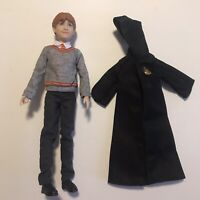 """Harry Potter Wizarding World Ron Weasley 10"""" Action Figure Doll And Robe No Wand"""