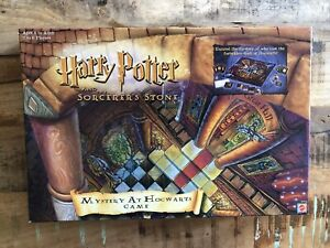 2000 HARRY POTTER AND THE SORCERERS STONE GAME-100% COMPLETE-VERY NICE CONDITION