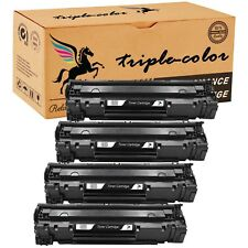 4 High Yield CE285A Toner Cartridge for HP 85A LaserJet P1102 P1102W M1212NF MFP
