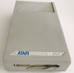 """ATARI SF354 3.5"""" DISK DRIVE FOR 520/1040 ST FOR PARTS ONLY FREE POST"""