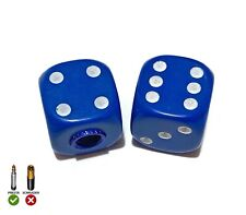 bicycle bike presta valve dust caps 14mm dice choices available