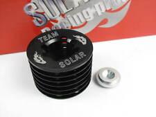 Team Solar for Kyosho GXR18 engine Big Black Color Heat Sink K011