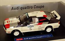 1/18 Audi quattro Lombard Rally Rac Ganador Coupe 1981 H. Mikkola