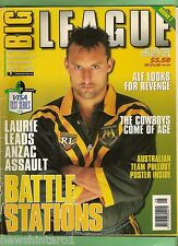 #YY. AUSTRALIAN KANGAROOS   PINUP IN BIG LEAGUE 22nd to 28th  APRIL, 1998