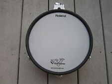 "Roland pd-100 v drum tom pd100 10"" Mesh vdrum White"