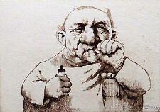 Charles Bragg Pediatrician Medical Suite I offset Litho Custom Framed Art Print