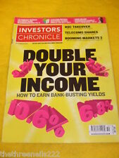 INVESTORS CHRONICLE - DOUBLE YOUR INCOME - MARCH 10 2006
