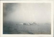 Île-Fort à identifier, ca.1905, vintage silver print Vintage silver print Tira