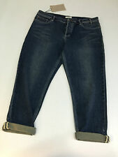 "Paul Smith MAINLINE JEANS 3/4 Length 31"" Waist 25"" Leg Selvage Seams"