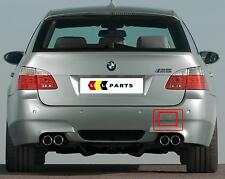 BMW NEW GENUINE M5 E61 TOURING 2007-2010 REAR BUMPER TOW HOOK EYE COVER 7898121