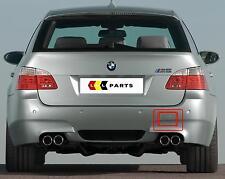 Bmw neuf origine M5 E61 touring 2007-2010 pare-chocs arrière tow hook eye cover 7898121